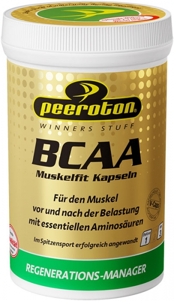 BCCA Peeroton Muskelfit Manager