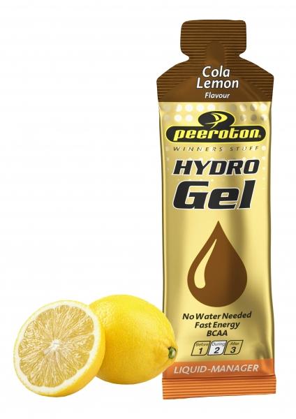 Hydrogel hydrofast Energy Peeroton Cola Zitrone Peeroton