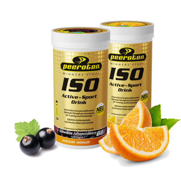 ISO ACTIVE Sportdrink