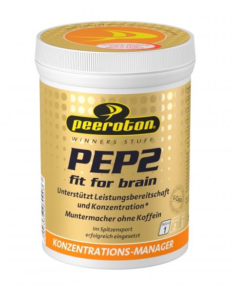 PEP2 Fit for Brain Peeroton Unterstützt Konzentration