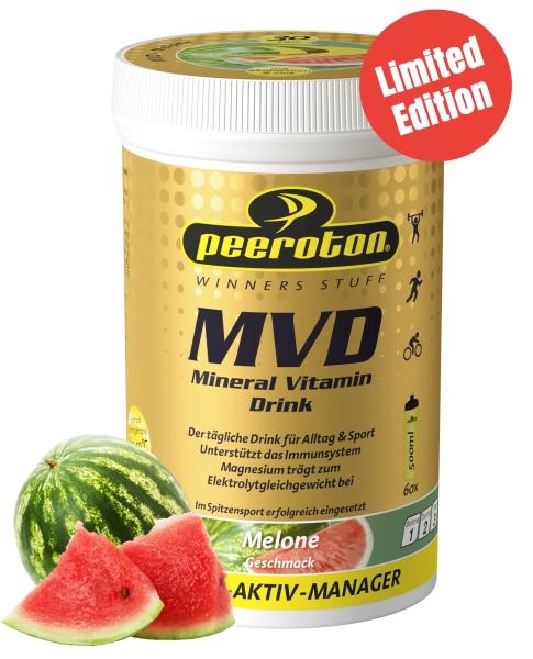 MVD Mineral Vitamin Drink 300g Wasser Melone Limited Winter Edition
