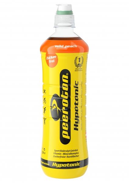 Peeroton Hypotonic Sportdrink Wild Peach 750ml