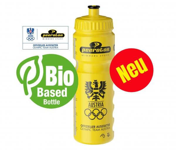 Peeroton Olympia Trinkflasche Biobased Tokio 2021