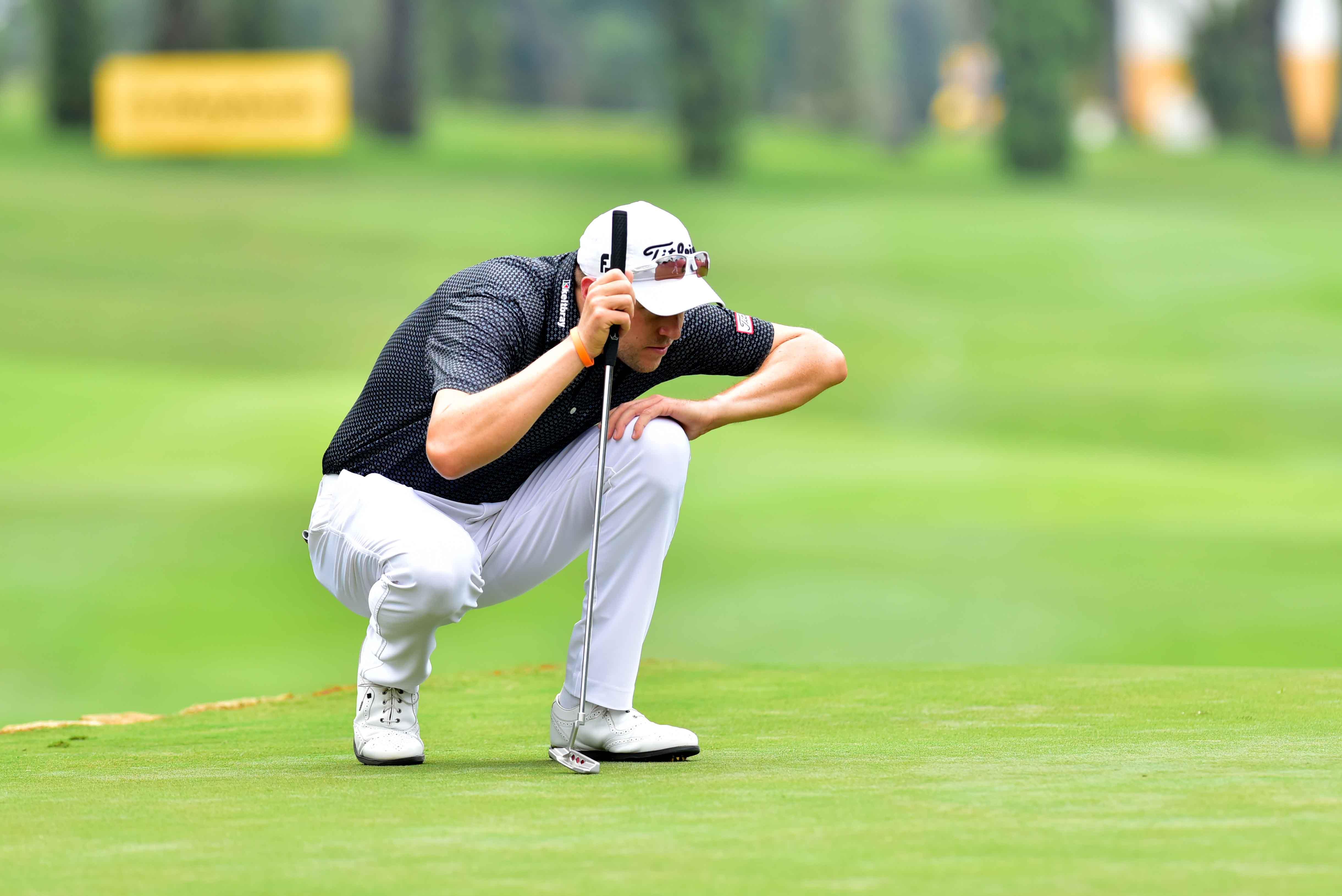 Golf-Peeroton