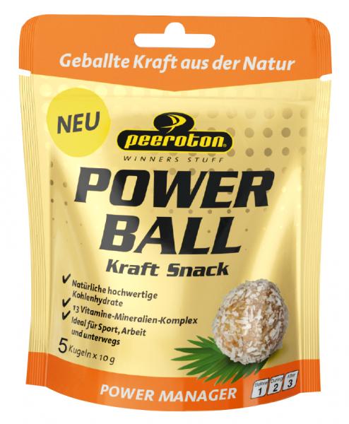 POWERBALL Kraftsnack 50g