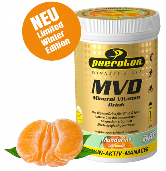 MVD Mineral Vitamin Drink Mandarine