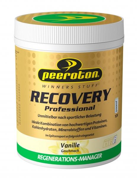 Recovery Shake Vanille Peeroton