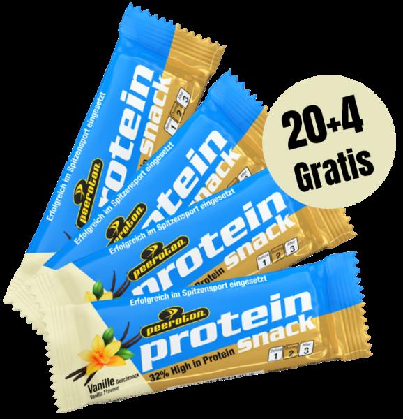 Peeroton Proteinsnack Vanille 35g