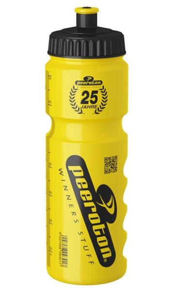 Peeroton Jubiläum Profitrinkflasche 750ml gelb
