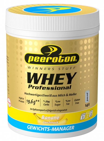 WHEY Professional Protein Shake 350g
