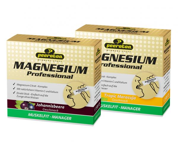 Peeroton Magnesium Professional Direktstick